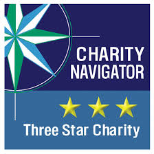 Charity Navigator 3-Star Rating