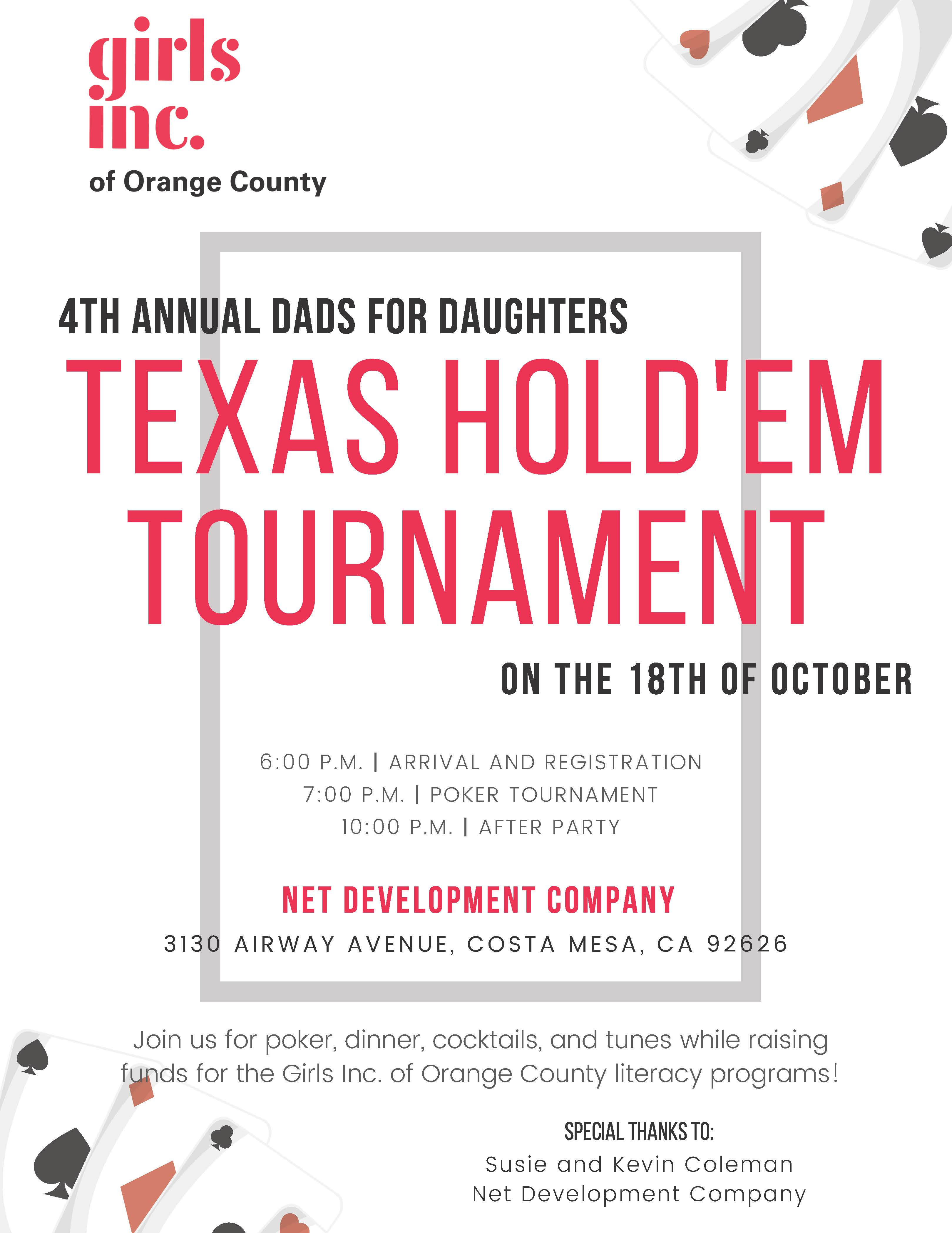 Dads for Daughters - Girls Inc  of Orange County